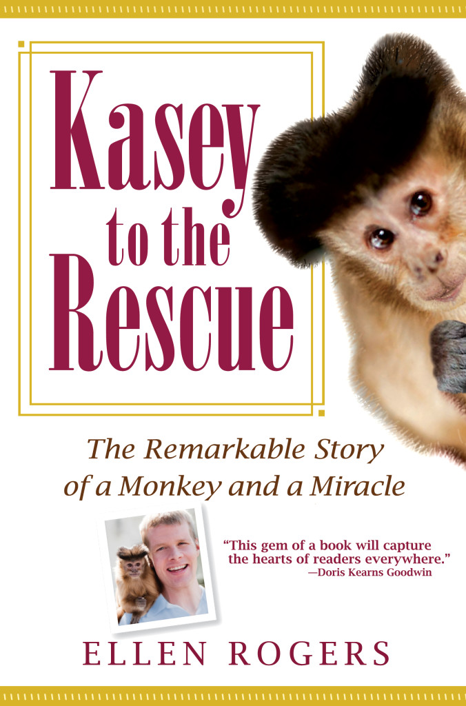 Kasey to the Rescue, by Ellen Rogers